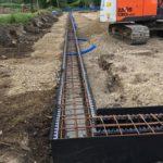 drainage prep