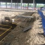 phases 2 duct pit progress