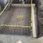 building groundworks foundations