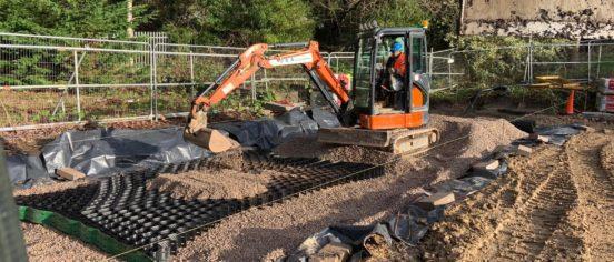 machinery in bracknell build